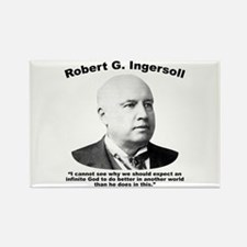 Ingersoll: Infinite Rectangle Magnet