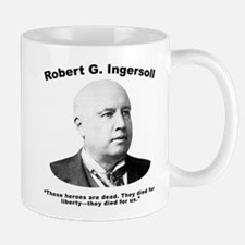 Ingersoll: Heroes Mug