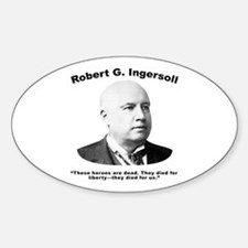 Ingersoll: Heroes Decal
