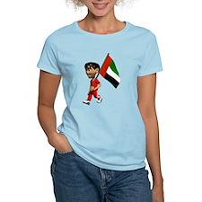 3D United Arab Emirates Flag T-Shirt