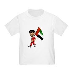 3D United Arab Emirates Flag T
