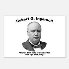 Ingersoll: Hands Postcards (Package of 8)