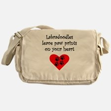 Labradoodles Leave Paw Prints On Your Heart Messen
