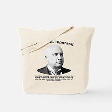 Ingersoll: God Tote Bag