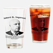 Ingersoll: God Drinking Glass
