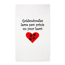 Goldendoodles Leave Paw Prints On Your Heart Area