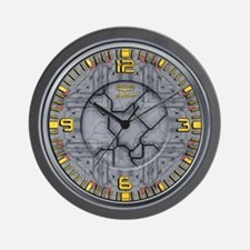 Vanguard Spaceship Wall Clock
