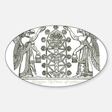 Babylonian Tree of Life and Enlightenment Decal