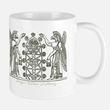 Babylonian Tree of Life and Enlightenment Mugs