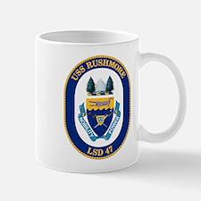 USS Rushmore LSD-47 Mug