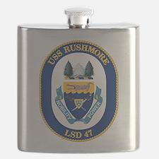 USS Rushmore LSD-47 Flask