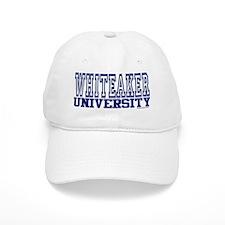 WHITEAKER University Baseball Cap