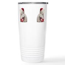 Unique Polar bear Travel Mug