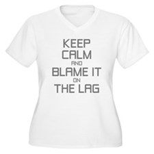 Keep Calm Blame T T-Shirt