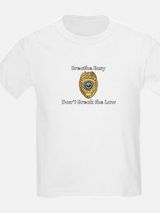 Breathe Easy OB T-Shirt