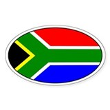 South africa Stickers