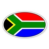 South africa Bumper Stickers