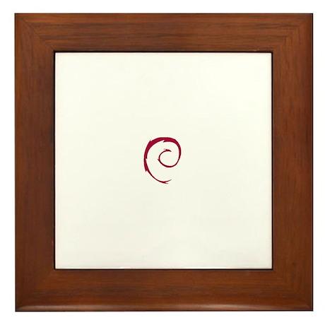 Debian Renew Framed Tile