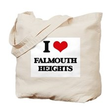 I Love Falmouth Heights Tote Bag