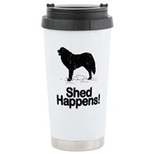 Cute Dog themed Travel Mug