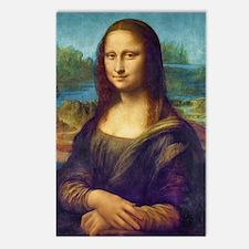 Da Vinci: Mona Lisa Postcards (Package of 8)