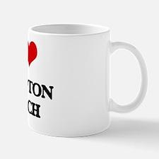 Cute I love hampton Mug
