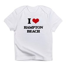 I Love Hampton Beach Infant T-Shirt