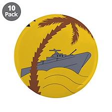"""3 Schnellbootgeschwader Wapp 3.5"""" Button (10 pack)"""