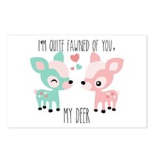 Fawned of You Postcards (Package of 8)