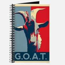 Greatest of all time - G.O.A.T. Journal