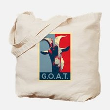 Greatest of all time - G.O.A.T. Tote Bag