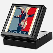 Greatest of all time - G.O.A.T. Keepsake Box
