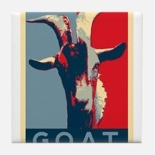 Greatest of all time - G.O.A.T. Tile Coaster