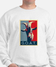 Greatest of all time - G.O.A.T. Sweatshirt