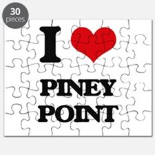 I Love Piney Point Puzzle