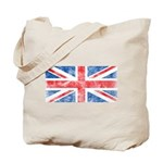 Vintage United Kingdom Tote Bag