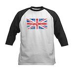 Vintage United Kingdom Kids Baseball Jersey