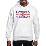Vintage United Kingdom Hooded Sweatshirt