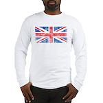Vintage United Kingdom Long Sleeve T-Shirt