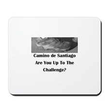 Mousepad: Challenge Saying