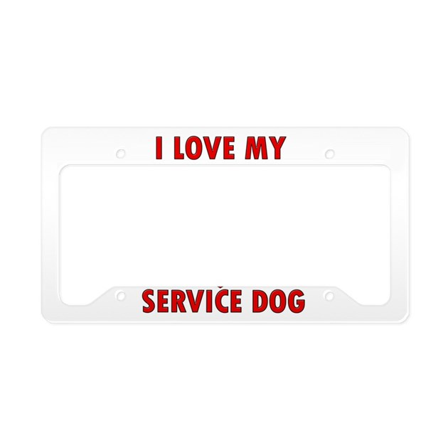 how to get a service dog license