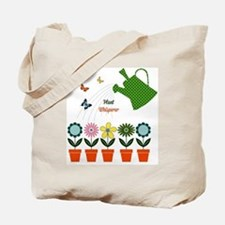 Plant Whisperer - Garden Grow Tote Bag