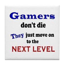 Unique Video game Tile Coaster