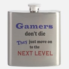 Computer games Flask