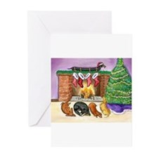 Unique Dachsie Greeting Cards (Pk of 20)