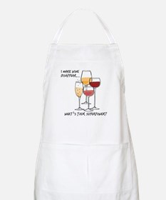 I makw wine disappear what is your superpower? Apr