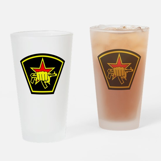 Spetsnaz Russian Special Forces Sov Drinking Glass