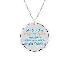 Sanibel shelling Necklace