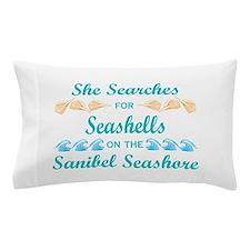 Sanibel shelling Pillow Case