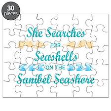 Sanibel shelling Puzzle